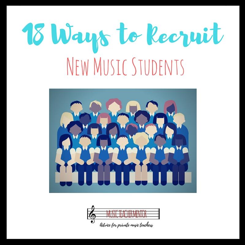 18 Ways to Recruite